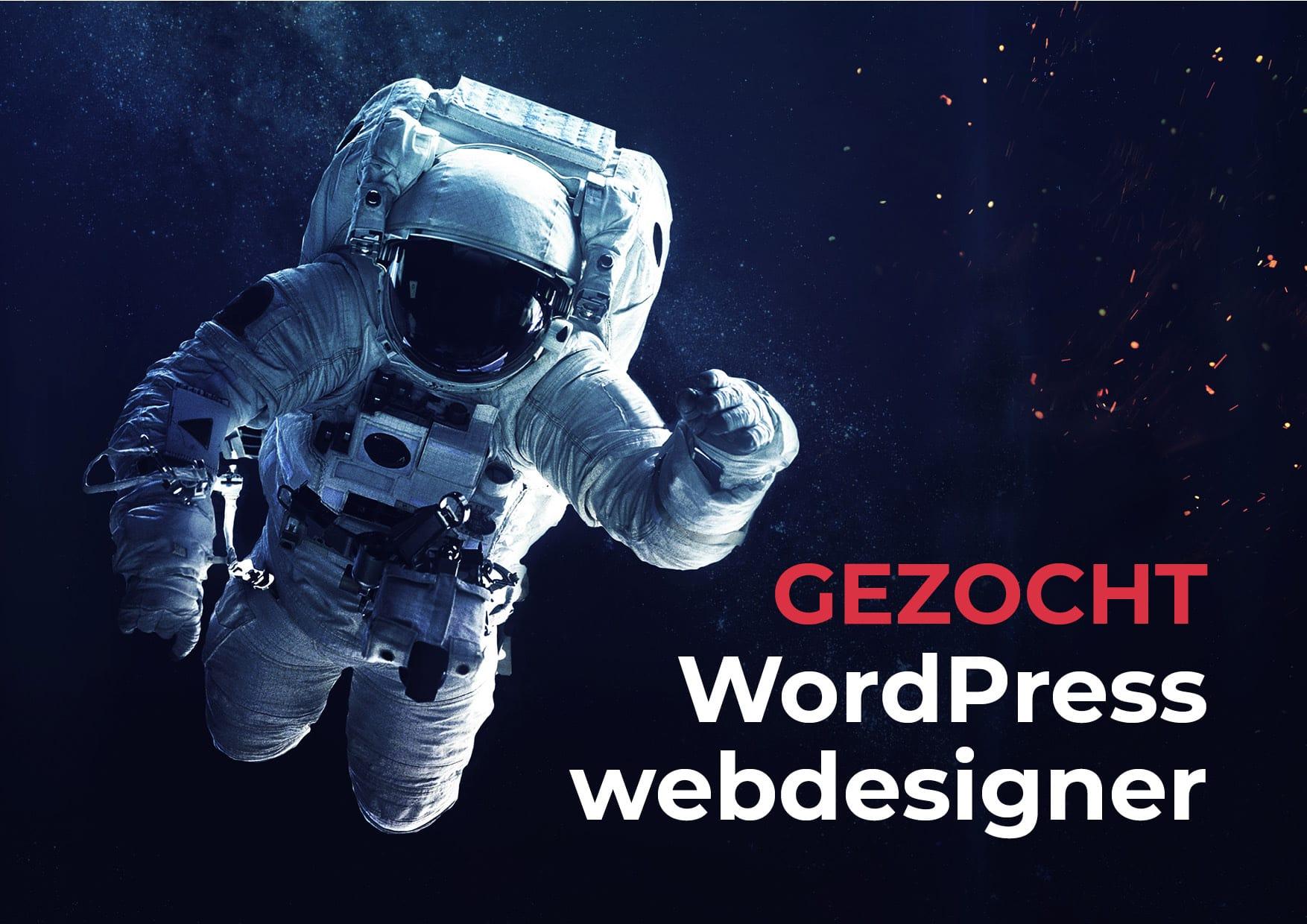 Vacature wordpress webdesigner gent
