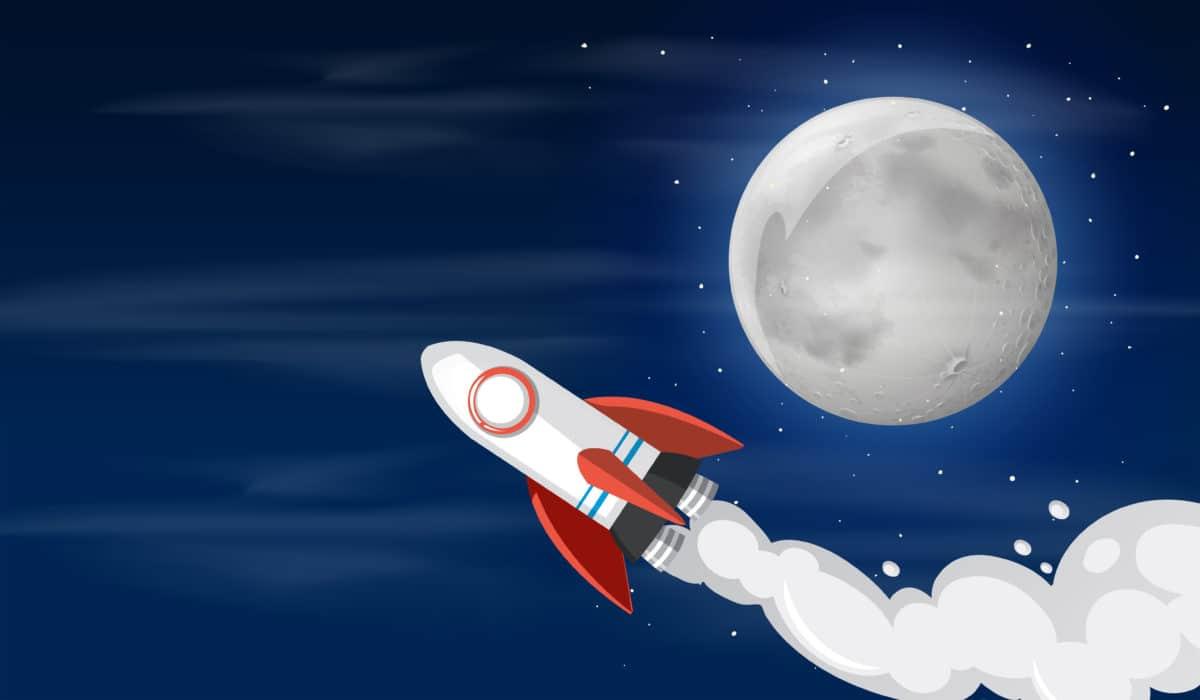 Febe Stageblog Stagiair Bedrijfscommunicatie Astronaut Raket Maan