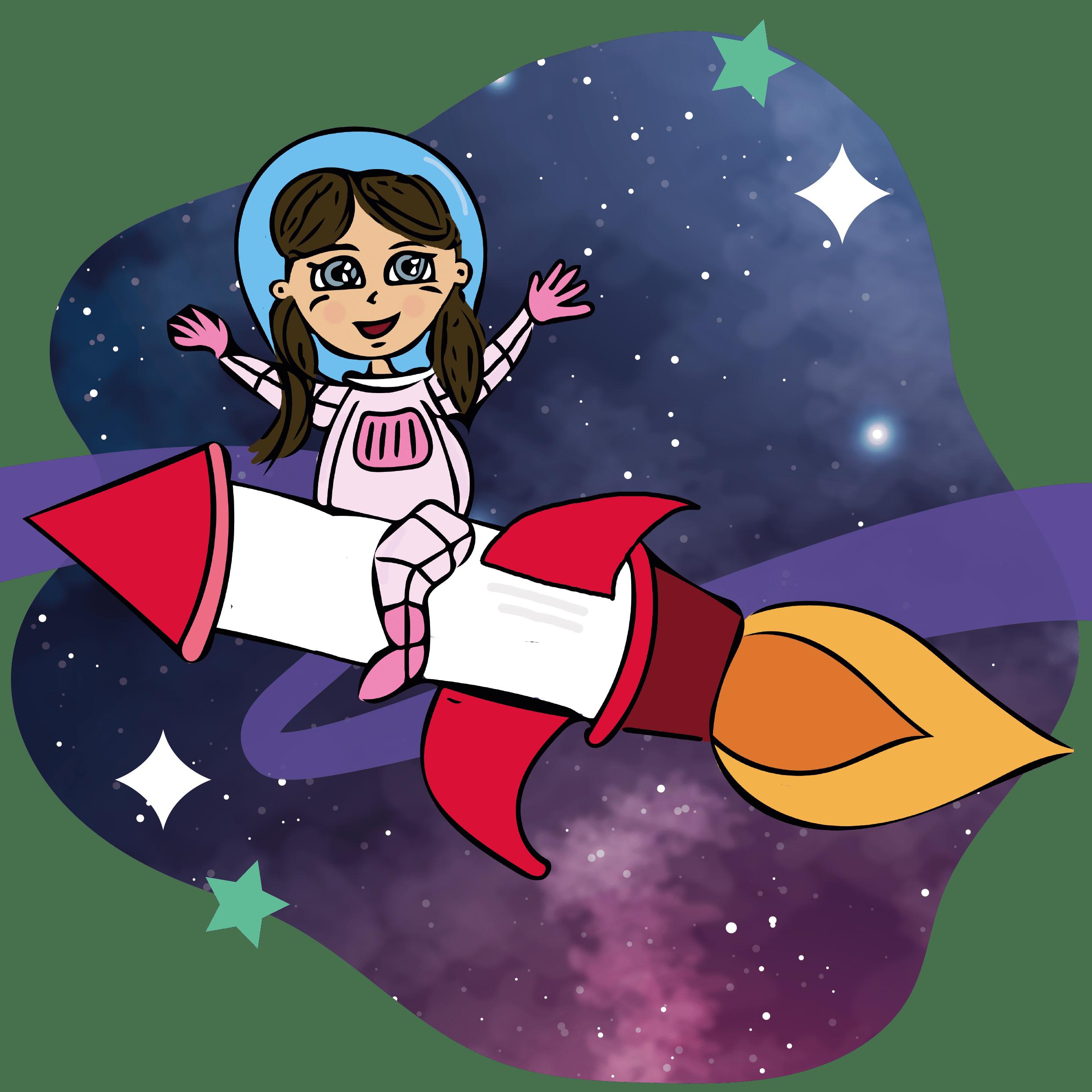Febe Stageblog Stagiair Bedrijfscommunicatie Astronaut