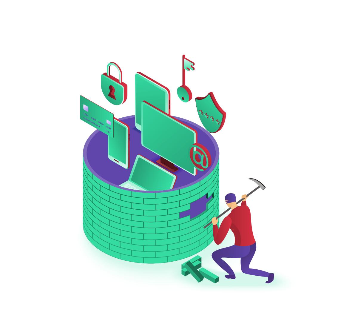 voordelen van telewerken cybercriminaliteit